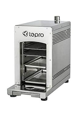 Tepro 3184 Toronto Steakgrill Silber - 1