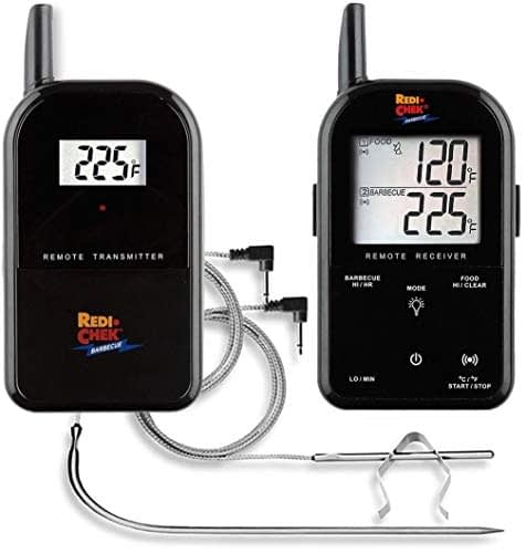 Maverick ET732B Wireless Barbecue Thermometer, schwarz - 1