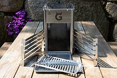 GARWERK 800 Plus ONE Hochleistungs-Oberhitze-Gasgrill - 2