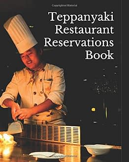 Teppanyaki Restaurant (Reservations Book) - 1
