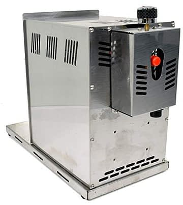 ACTIVA 800° Oberhitzegrill Gasgrill Grill Steakgrill 4,2 kW Edelstahl, Easy Clean - 4