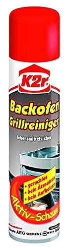 K2r® Backofen-Grillreiniger Spray, 3er Pack (3 x 300 ml) - 1