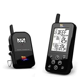 Maverick Wireless BBQ&Meat Thermometer ET-733 Black Edition - 1