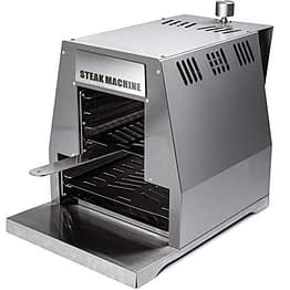 ACTIVA Grill Steak Machine Gasgrill Steak-Grill 800 Grad Oberhitze-Gasgrill BBQ - 1