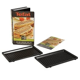 Tefal XA8003 Snack Collection Platte Grill/Panini, Nummer 3 - 1