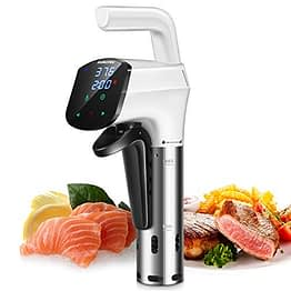 Sous Vide, AUKUYEE 1000W Sous-Vide Garer Präzisionskochtopf Immersion Zirkulator, LCD Touch Display, QQ01 - 1
