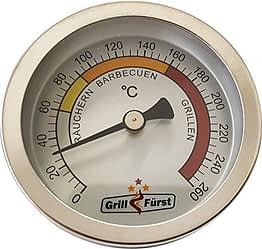 Grillfuerst Deckelthermometer - Grill Thermometer Therm260 (Therm 260) - 1