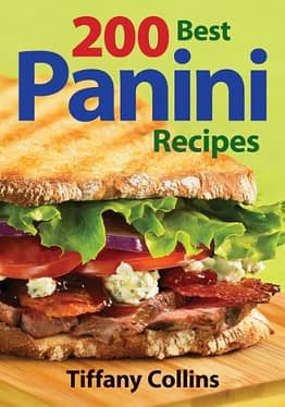 200 Best Panini Recipes - 1