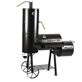 Mayer Barbecue RAUCHA Smoker MS-300 Pro | Holzkohlegrill - 1